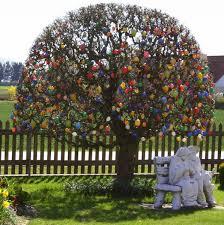German Easter Trees – Happy Easter 2018