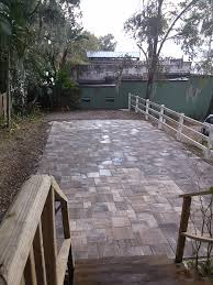 Patio Pavers Orlando by Mount Dora Center For The Arts Paver Installation John Madison