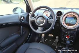 review 2012 mini cooper s countryman all4 the truth about cars