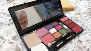 Eyeshadow Viva Warna review viva make up kit til cantik