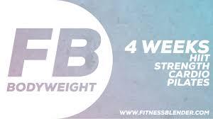 Plan Com by Full Length Workout Plans Fitness Blender