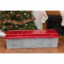 christmas tree storage box awesome iris tree storage tote walmart christmas tree