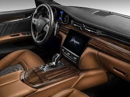 maserati black interior maserati quattroporte