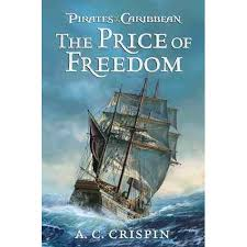 pirates caribbean price freedom crispin