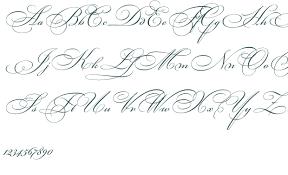 12 fancy cursive fonts images fancy cursive tattoo fonts