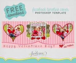 january freebie u2013 free valentine u0027s day facebook timeline template