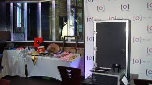 photo booth setup flash a smile photo booth rental sacramento ca our photo booth