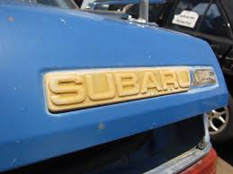 subaru leone coupe junkyard find 1982 subaru l coupe the truth about cars