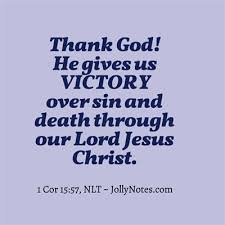 bible verses about victory god s victory