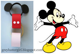 disney countdown chain tutorial mickey ears template