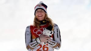 olympics ester ledecka stuns everyone even herself to win super g