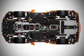 lego technic 2017 a lego technic porsche 911 gt3 rs was crash tested by adac autobics