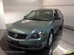 nissan altima 2005 options 2005 nissan altima 2 5 s in mystic emerald green 418607