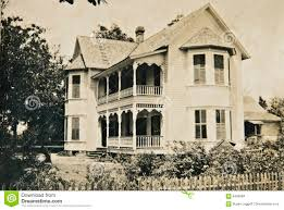 old victorian home vintage stock images image 6439584
