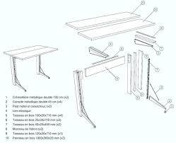 plan de bureau en bois plan de bureau en bois plans bureau pin plan pour fabriquer bureau