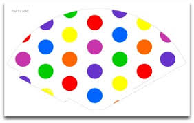 polka dot party decorations free diy birthday party supplies