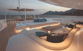 in pictures the interiors of luxury charter yacht cloud 9 u2014 yacht