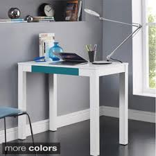 Parsons Computer Desk Ameriwood Home Parsons Desk With Drawer Free Shipping Today