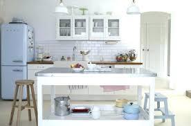 cuisine avec etagere table cuisine cheap table cuisine avec rangement modele