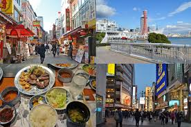 airbnb osaka namba 7d6n osaka kyoto nara kobe trip itinerary overview odigo