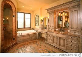mediterranean bathroom ideas 15 beautiful mediterranean bathroom designs home design lover
