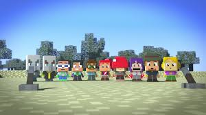 Capture The Flag Minecraft Mattel Videos Home Mattel Videos