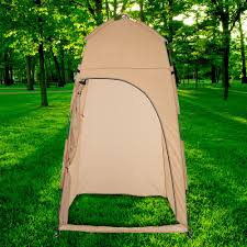 Outdoor Shower Room - tomshoo portable outdoor shower bath changing fitting room tent