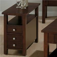 red end tables foter