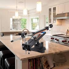 professional kitchen steel knife sharpener system promotion shop