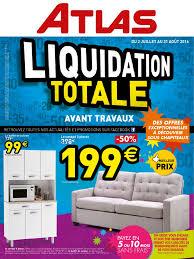 liquidation canapé atlas liquidation totale 2016