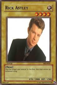 Rick Astley Meme - rick astley by randomstore on deviantart