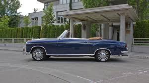 1958 mercedes benz 220s cabriolet f149 monterey 2013