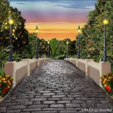 backdrops beautiful walk in the park summer backdrop 2 backdrops beautiful