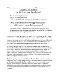 essay questions about the american revolution
