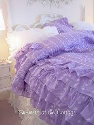 Purple Ruffle Comforter 27 Best Lilac Comforters Images On Pinterest Bedroom Ideas