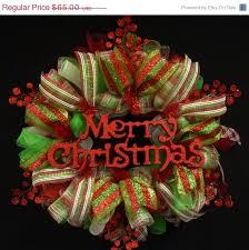 deco mesh supplies on sale white green christmas wreath poly mesh wreath poly