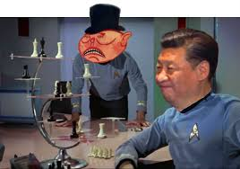 X I Meme - checkmate porky xi jinping know your meme