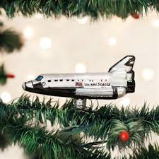 yourchristmasstore space shuttle world glass