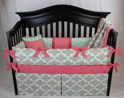 Moroccan Crib Bedding Custom Crib Bedding Sets And Baby By Bloomingbabybedding On Etsy