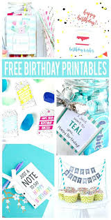 coloring pages for kids free printable happy birthday gift card