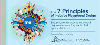 playground design 7 principles of inclusive playground design