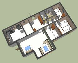 sketchup for floor plans sketchup 3d floor plan sketchup 3d