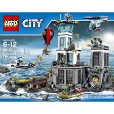 lego city police prison island 60130 walmart com