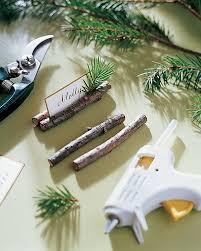 Christmas Table Decoration Martha Stewart by Best 25 Martha Stewart Christmas Ideas On Pinterest Natural