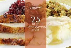25 essential thanksgiving sides