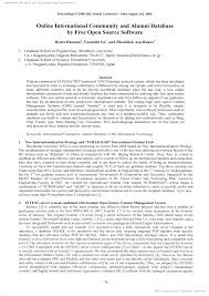 alumni database software online international community and alumni database by free open