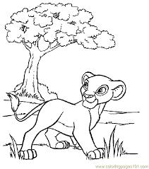 lion king coloring 10 coloring free lion coloring