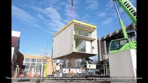 the 150k tiny prefab home by kodasema in uk youtube