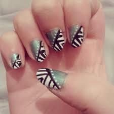 half nail nail art u2013 driftinglexi