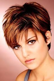 short sassy easy to care over 50 hair cuts short red hairstyles copper red red color and short hair